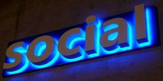 Illuminated Sign for our logo - Signs Now