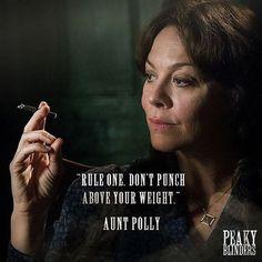 Aunt Polly | Peaky Blinders