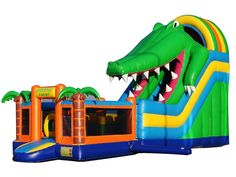 Why is Inflatable Mutliplay Crocdile Slide so funny? China Inflatable produce cheap giant airblown Inflatable Slide for sale, buy commercial outdoor adult air Inflatable water Slide in UK. Kids Bouncy Castle, Bouncy Castle For Sale, Bouncy House, Inflatable Cooler, Inflatable Water Park, Inflatable Slide, Blow Up Water Slide, Water Slides, Kids Sprinkler