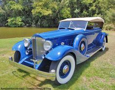 1933 Packard Twelve Sport Phaeton. Not like my usual cars, but this is gorgeous. ✏✏✏✏✏✏✏✏✏✏✏✏✏✏✏✏ IDEE CADEAU / CUTE GIFT IDEA ☞ http://gabyfeeriefr.tumblr.com/archive ✏✏✏✏✏✏✏✏✏✏✏✏✏✏✏✏