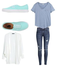 """""""My ootd"""" by legitmaddywill on Polyvore featuring Vans, MANGO and H&M"""