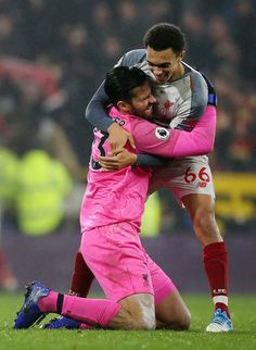 Ynwa Liverpool, Salah Liverpool, Liverpool Players, Liverpool Football Club, Liverpool You'll Never Walk Alone, Paris Saint Germain Fc, Premier League Soccer, Alexander Arnold, This Is Anfield