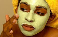 Homemade Face Masks - Moringa Powder for Hair and Skin