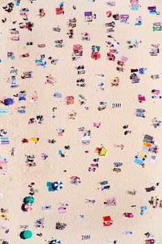 Bondi Beach Close (Vertical)