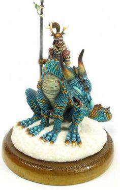 Parkinson Dragons Set # 1