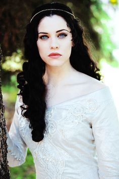 Lùthian... Daughter of Thingol and Melian...