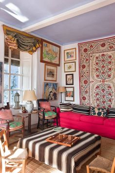 Architect Mario Connio's Traditional Spanish Farmhouse | House & Garden