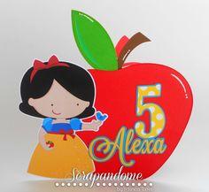Princess Birthday, Childrens Party, White Decor, Minions, Birthday Cards, Minnie Mouse, Snow White, Card Making, 1