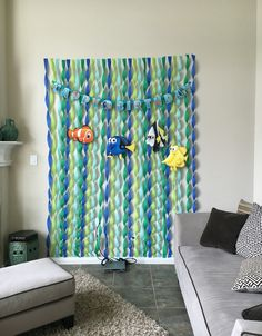 Finding Dory wall decoration