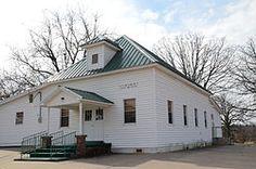Mount Pleasant Methodist Church - Scott County