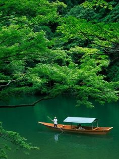 Arashiyama, Kyoto, Japan - One of the most beautiful and peaceful places I've ever been.