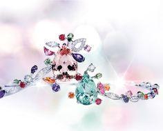 Jewellery: Cartier 'Tiara - Délices de Cartier collection' - GF Luxury