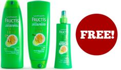 FREE Garnier Hair Products At Walgreens!