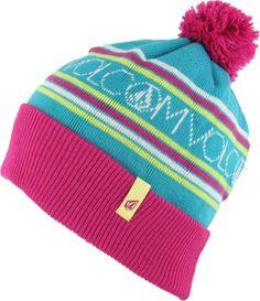 Volcom Super Beanie - shocking pink - Women's > Women's Clothing > Women's Accessories > Women's Hats & Beanies > Women's Beanies