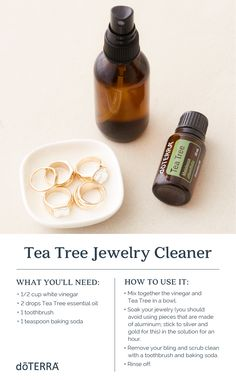Natural Cleaning Products, Homemade Cleaning Products, Cleaning Recipes, Cleaning Hacks, Tea Tree Essential Oil, Essential Oil Uses, Doterra Tea Tree, Essential Oils Cleaning, Baking Soda Uses
