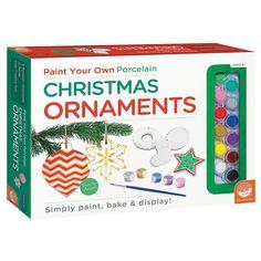 Paint+Your+Own+Porcelain+Christmas+Ornaments+-+m.mindware.com