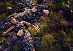 ERDEM x HandM: The Secret Life of Flowers Film by Baz Luhrmann