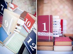 Matrimonio per amanti dei libri | 2012 Infraordinario