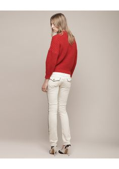 Isabel Marant / Theo Cropped Sweater