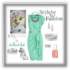 """Summer Wedding Guest"" by julie-gregory-esq on Polyvore"