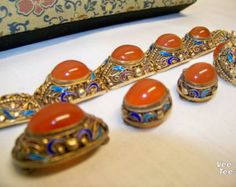 Popular items for art deco jewelry on Etsy
