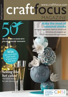 Special edition - issue of Craft Focus Focus Magazine, Hanukkah, 50th, Crafts, Manualidades, Handmade Crafts, Diy Crafts, Craft, Arts And Crafts