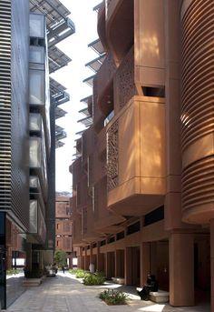Instituto Masdar porción Foster + Partners