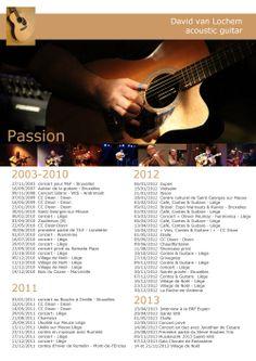 Dossier de presse - page 4 - concerts