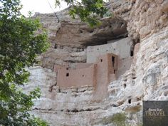 Puebloan cliff dwelling; Montezuma Castle National Monument; Camp Verde, Arizona, USA Montezuma Castle National Monument, Camp Verde, Arizona Usa, Cliff, Mount Rushmore, Travel Photography, Mountains, Nature, The Great Outdoors
