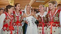 Goralskie Wesele - Polish Highlander Wedding. Spiew Goralskie - Singing Traditional Folk Songs