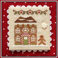 Gingerbread Village. Final de la colección