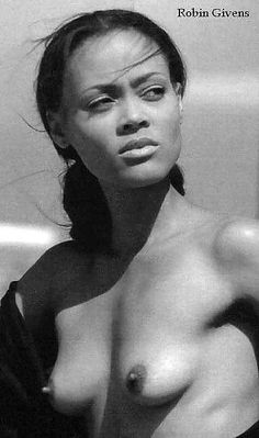 Robin givens fake nude are
