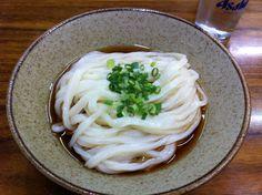 Ubushina Udon @ Utazu, Kagawa