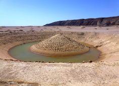 Desert Breath spiral Egyptian desert