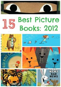 A list of favorite picture books published in 2012.