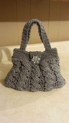 20 Crocheted Purse Diy #purseideas #diypurse #purse