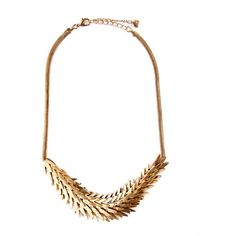If the  Wing Necklace fits, wear it! @Polyvore  #ShopPolyvore