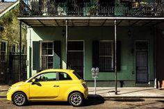 Parking meter #neworleans #fiat500 #500 #citycar  #frenchquarter #street #streetphotography #streetphoto #streetphotographer #fujifilmx10 #fujix10 #x10 #fuji #digitalpictures #digitalcamera by handbag69