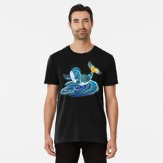 Starry Nite Whale 373. by sana90 | Redbubble