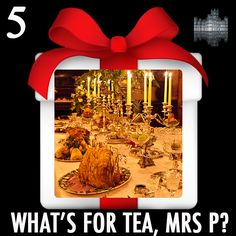 Behind today's advent window is a collection of Downton Abbey inspired recipes fit to exercise your inner Mrs. Patmore.     Mince pies, Fruitcake and Yorkshire Pudding Canapés sit among plenty of other delightful ideas - perfect for Christmas treats!     You will find them all here: http://pinterest.com/downtonabbeyuk/eat-drink-be-merry/