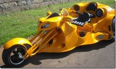 Exceptional images are offered on our web pages. Check it out and you wont be sorry you did. Three Wheel Motorcycles, 3 Wheel Motorcycle, Chopper Motorcycle, Cool Motorcycles, Trike Chopper, Trike Scooter, Custom Trikes, Custom Harleys, Goldwing Trike