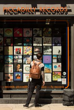 Piccadilly Records, Manchester. If you're at all interested in music, Piccadilly Records is a true Manchester staple. These guys really know their stuff and if they don't, then they know someone who does.