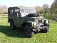 Landy Lightweight with galvanised chassis. (1972) (picture 2 of 6)