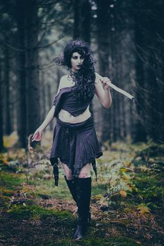 """Tales of the twilight Forest... """"The Witch"""" ...my dark Material 💃Ⓜ️ 👠 > Grace 📸 > """"the fine Art of catching Light"""" by Pit Theiss  #thefineartofcatchinglight #mythology #mystic #pittheissphotography #fantasy #fairy #fairytales #outdoor #photoshoot #dark #conceptshooting #photoproject #pagan #photographer #norce #norcemythology #mystic #pittheissphotography #fantasy #outdoor #photoshoot #celtic #witchcraft #witchcraft #witches #runes"""