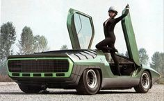 Foose-Made Alfa Romeo Carabo Replica Found on eBay - Carscoops