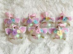 Unicorn ornaments