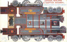 LONDON, MIDLAND & SCOTTISH RAILWAY (LONDON & NORTH WESTERN SECTION)