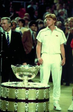 Boris Becker, #tennis, 1980's