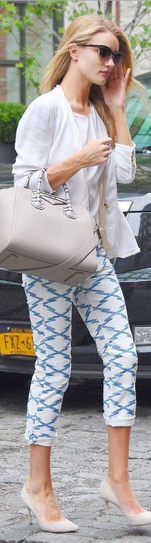 Rosie Huntington-Whiteley's style