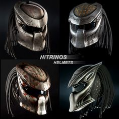 More than 60 aerography http://nitrinos.ru/en/predator_aero We deliver our helmets all over the world.